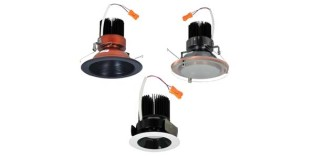 """NORA LIGHTING MARQUISE LED DOWNLIGHTS  NOW FEATURE COMFORT DIM™ """"CANDLELIGHT LIGHTING"""""""