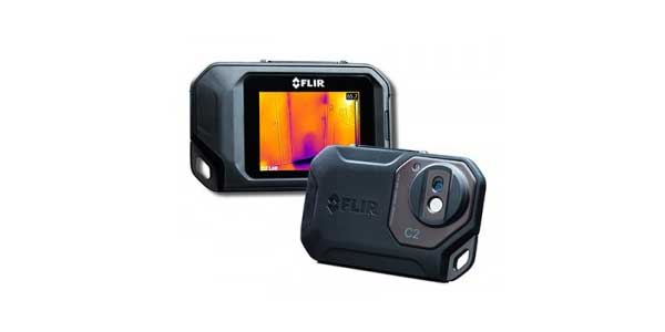 FLIR Systems Announces C2, Compact Full Featured Professional Thermal Camera
