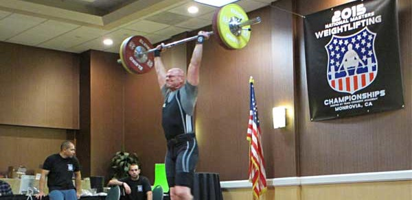 Mark Schlueter of Mc Gee Company Takes Gold Medal at Masters National Olympic Weightlifting Competition