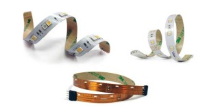 NORA LIGHTING INTRODUCES THREE NEW TAPE LIGHTS:  SIDE-LIT, RGBW AND CCT  (COLOR CORRELATED) TAPE