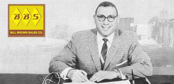 Bill Brown Sales Celebrates its 60th Anniversary