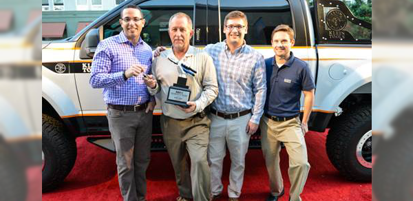 Klein Tools Announces its 2015 Electrician of the Year