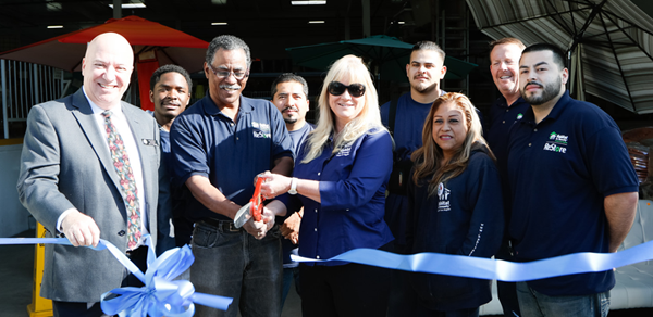"""Nora Lighting Donation Helps Support Habitat For Humanity """"Restores"""" in Greater Los Angeles"""