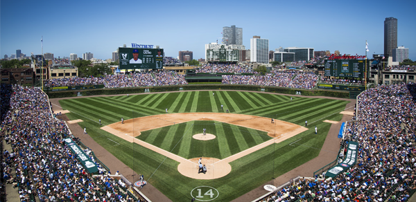 Chicago Cubs Facilities and Engineering Team Select Ideal Industries' Audacy System for Installation at Wrigley Field