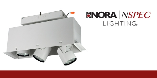 Nora Lighting Expands MLS LED Series: New Trimless Pull-Down Adjustable Model