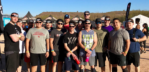 Service Wire and Independent Electric Supply Team Up for Spartan Race in Arizona