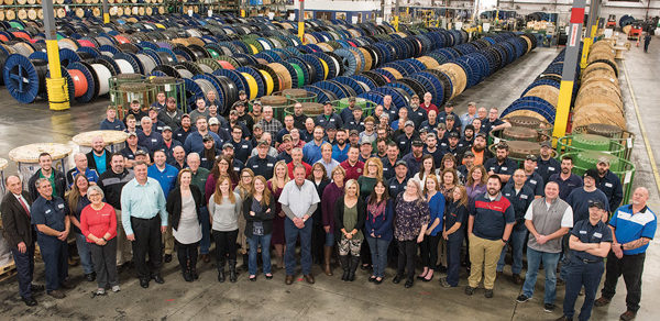 Service Wire Co. Celebrates 50th Anniversary