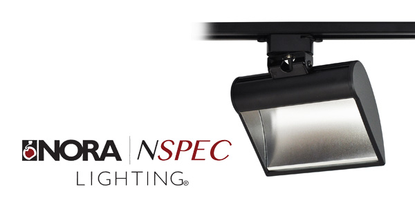 Nora Lighting S Versatile Dipper Led Installs As A Track