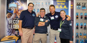 Ideal Industries - Bob Burke, Jeff Carter, Andrew Kuhns, Liz Koley