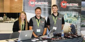 T&R Electric – Kylie Westover, Brad Relf, Keaton Westover