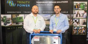 Trinity Power Rentals – Chris Zelman, Jordan Maryniuk