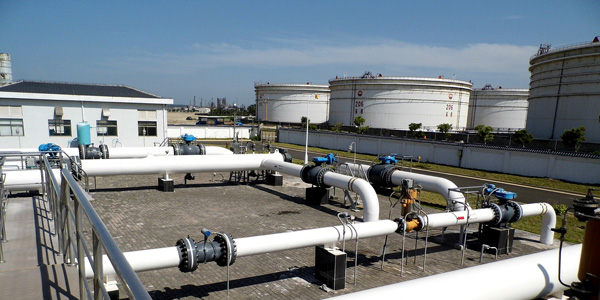 """""""Sweating"""" Pipeline is No Sweat for Electric Utility Project"""