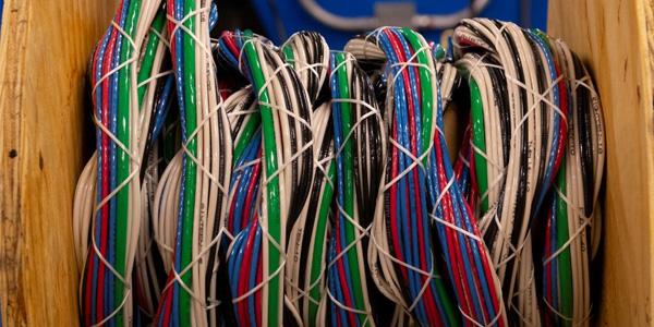 Структурная кабельная разводка