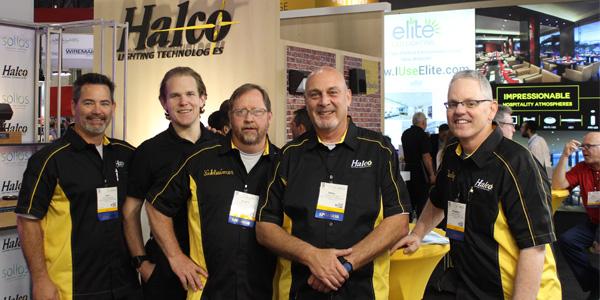 Halco Lighting – Troy Crawford, Christian Groom, Dennis Picklesimer, Randy Paulsen, Brendan Keely