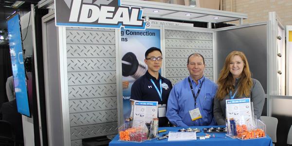 Ideal Industries – Peter An, Barry Reynolds, Chandler Duchaine