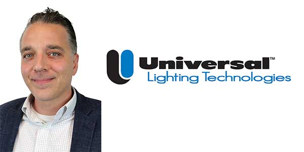 Christian DuFour Joins Universal Lighting as Regional Sales Manager – North Central Region