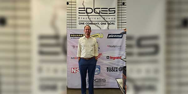 Edges Electrical Group Hires Mike Baker as Bay Area Sales Manager