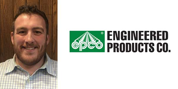 Engineered Products Company Hires New Eastern Regional Sales Manager