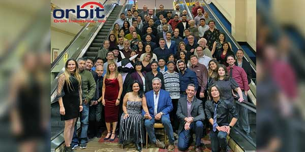 Orbit Industries Hosts Annual Holiday Party, Celebrates Next Generation