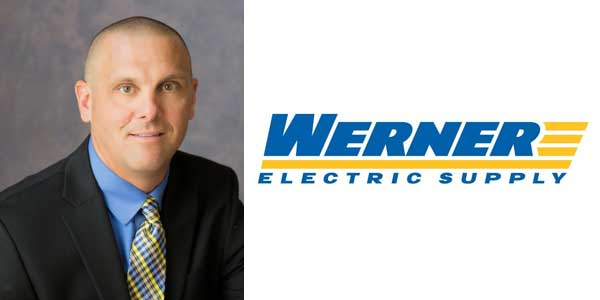 Werner Electric Supply Promotes Tom Fechter to Vice President of Industrial Sales