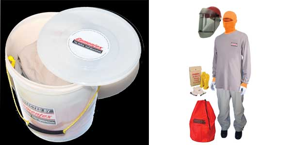 Cementex Personal Protective Task Wear and Equipment for Worker Safety