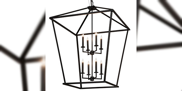 2nd Ave Lighting Introduces Kitzi Tapered Pendant