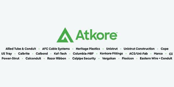 Atkore Announces Brand Refresh