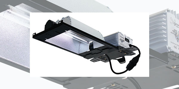 Barron Lighting Group ARCHON Double‐Ended Grow Light System