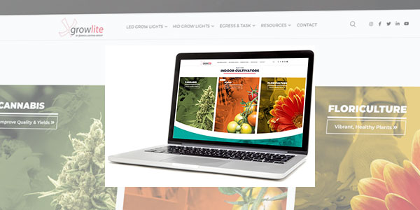 Barron Launches New Growlite Website