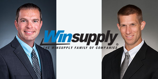 Winsupply Names Jeff Dice President, Equity Group, Chris Schrameck, VP of Information Technology
