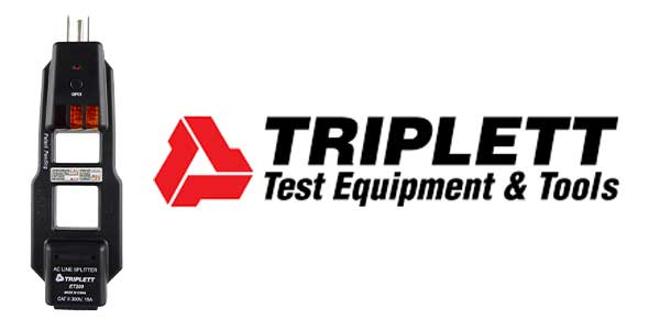 Triplett Simplifies Electrical Outlet & Equipment Troubleshooting with Re-Imagined GFCI Receptacle Testers