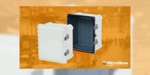 AttaBox Enclosures Introduces A New 316 Stainless Steel Corrosion-Resistant Latch