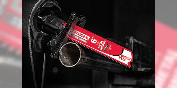 New Diablo Steel Demon 12 Teeth Per Inch (Tpi) Reciprocating Saw Blades