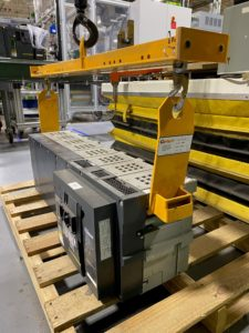 Caldwell Beams for Schneider Electric Paint Plant