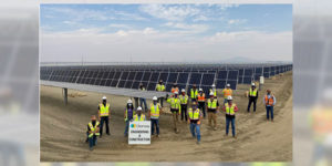 Clearway Completes Construction on Rosamond Central Solar Project