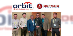 Orbit Selects DeFazio Industries to Represent Full Product Line in the Carolinas