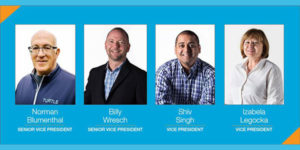 Turtle & Hughes Promotes Four Seasoned Executives