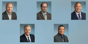 Walters Inducts Five Employees into its 25 Year Wall of Fame