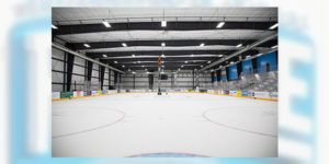 Helix Electric Announces Completion of Reno Ice Rink