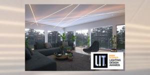 Lazer Line Wins The 2020 LIT Award for Linear Lighting Systems Lazer Strip