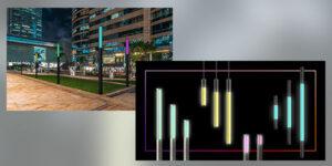 Luminis Adds RGBW Option to Range of Luminaires