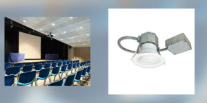 Nora Lighting Quartz LED Series Now Offers Clear Reflectors; Tunable Wattage And Tunable White Options