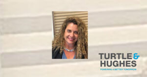Wendy Buchholz Joins Turtle & Hughes as Vice President of Sales