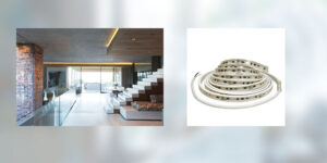 Nora Lighting 120V LED Tape Light Now Available for Indoor or Outdoor Applications