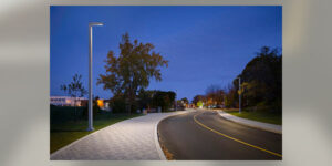 Community Safety and a Nod to Festivals for Street lighting on City's Main Thoroughfare