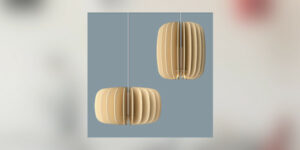 Luxxbox Introduces illi Acoustic Pendant Suited for Spacious Office Environments