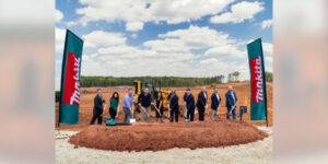Makita U.S.A. Breaks Ground on Major Expansion in Atlanta Region