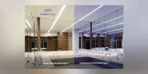 Amerlux Launches Groundbreaking UV-Free, White Antimicrobial Lighting Solutions