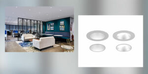 """Focal Point Continues to Expand Downlight Portfolio with New ID+ 2.5"""" Downlight and Wall Wash"""