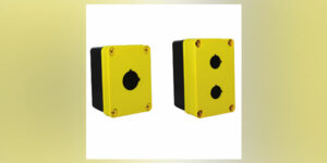 Stahlin Announces Availability of New Safety Yellow PushButton Enclosures